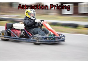 Attraction Pricing
